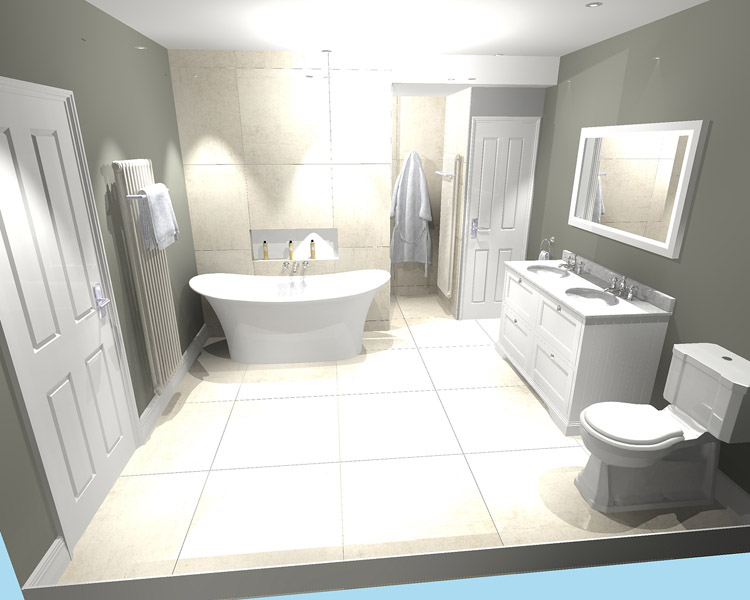 pocklington bathroom ideas