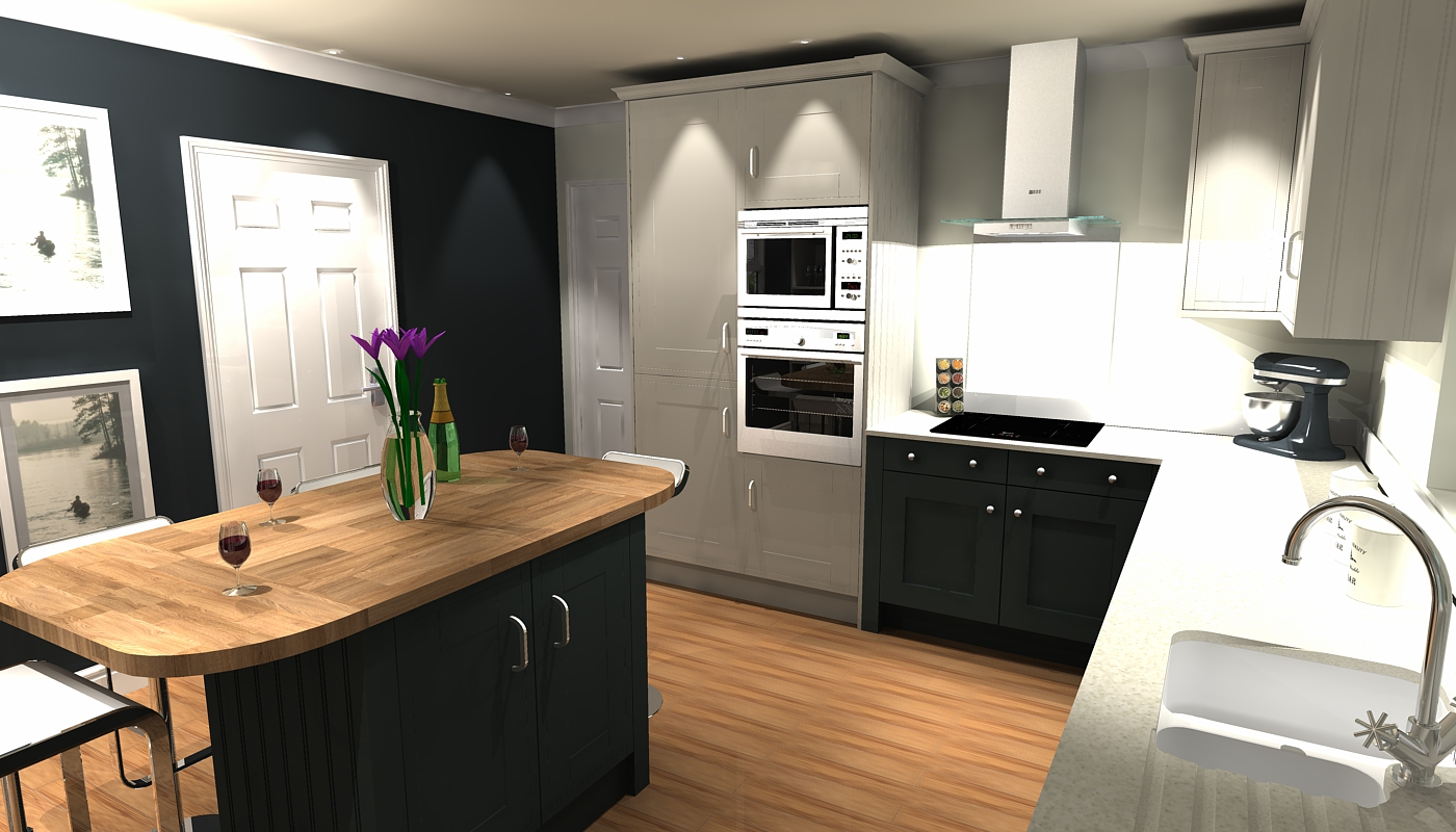 pocklington kitchen showroom