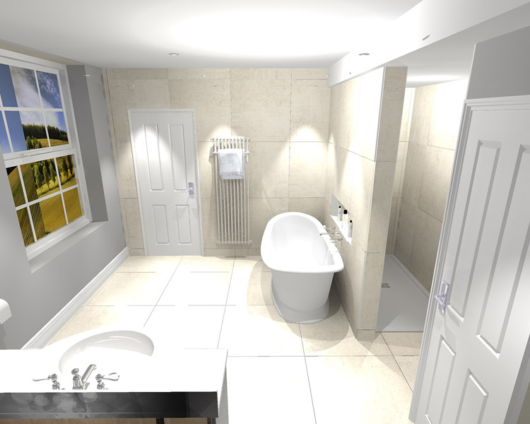 Bathroom showrooms near hull